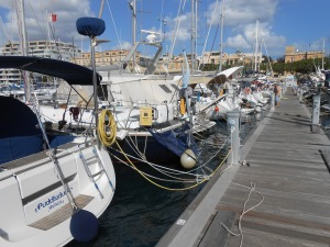 Msida Creek M Pontoon